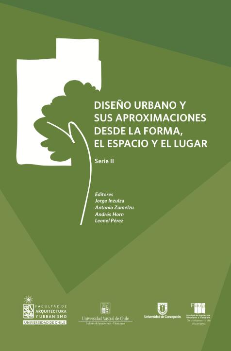 Portada Libro Diseño Urbano, Serie II (27.07.2015) (Conflicto de codificación Unicode)